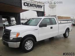 5.0 V8 F150 SUPERCAB LONG BED PICKUP EXTENDED CAB WORK TRUCK UTILITY ...