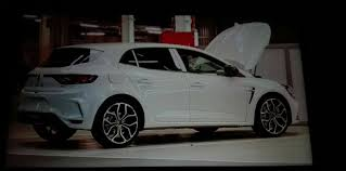 2018 renault megane rs review. modren 2018 2018 renault megane rs side profile leaked with renault megane rs review