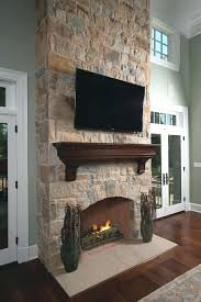 shelf family room rustic with faux beams fireplace mantel living traditional stain install wood