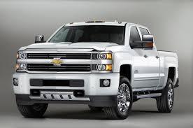 2015 Chevrolet Silverado 2500HD High Country – TAW ALL ACCESS