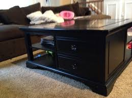 coffee table black wood coffee table and rug and black table with drawer and sofa