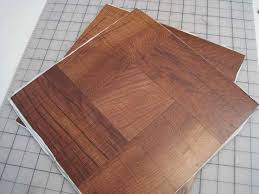 Peel And Stick Wood Floor With Square John Robinson Decor How to