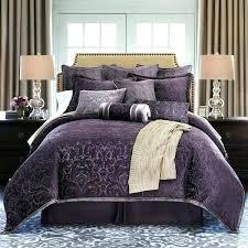 astounding ideas royal purple comforter set queen elegant bedding sets king size best
