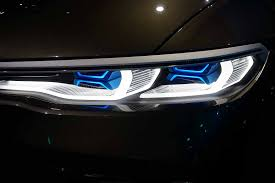 Sport Series bmw laser headlights : BMW X7 iPerformance Concept Previews Plug-In Full-Size SUV ...