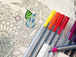 Adult Coloring Books Are Having A Moment Business Insider