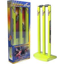 Amazoncom  Complete Cricket Set For The Backyard  Kids U0026 Teens Backyard Cricket Set