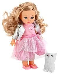 <b>Кукла Mary Poppins Элиза</b> Мой милый пушистик котенок 26 см ...