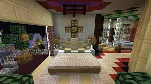 Small Picture Minecraft Furniture Bedroom A large bed with unique pillows