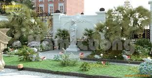 Những ý tưởng thiết kế sân vườn đẹp