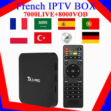 4k french iptv x96 mini android tv box 7000 LIVE&8000 VOD best spain  belgium dutch poland uk italia france subscription smart tv - buy at the  price of $55.00 in aliexpress.com