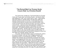 tips for writing the cousin kate essay cousin kate analysis essay rusteddirt com