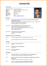 Model Resume Format Pdf - East.keywesthideaways.co