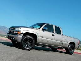 2000 Chevy Silverado 1500 4x4 review - YouTube