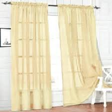 voile sheer curtains 1 piece home sheer voile door window curtain crushed voile sheer curtain panels