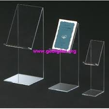 Plexiglass Display Stands Acrylic Book Display Stand gedigitalacrylic TradersCity 32