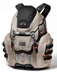 Oakley Kitchen Sink Backpack Grey Fossil Back Packs Backpacks