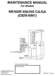 yale forklift manual narrow isle yale forklift alternator wiring diagram yale narrow aisle reach truck c829 ndr030ca ndr045ca rh sellfy com yale forklift specs yale forklift wiring schematic