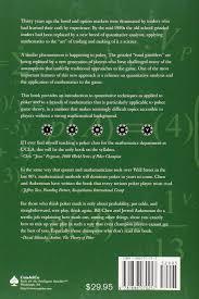 the mathematics of poker bill chen jerrod ankenman the mathematics of poker bill chen jerrod ankenman 8601200862317 com books
