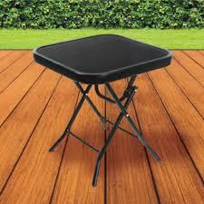 folding side patio table tj hughes
