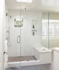 how to easily clean tiled shower stalls luxury tiled shower stall