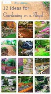 Small Picture diy Design Fanatic 12 Ideas For Landscaping On A Slope