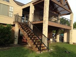 Balcony Railings & Stairs