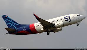 Sriwijaya Air flight 182 crashes near Jakarta