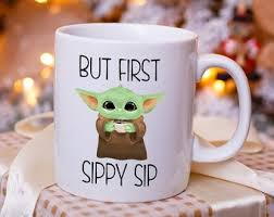 But first sippy sip baby yoda. The Store In My Closet By Verumus On Etsy