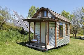 tiny barn house. Tiny Barn House Excellent 3 Solar Powered Style Tumbleweed Epu On Wheels S