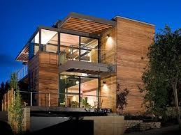 luxurious lighting ideas appealing modern house. perfect modern decorationsappealing prefab home with sandstone modern outdoor accent wall  also glass facade design stupendous for luxurious lighting ideas appealing house