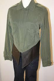 details about nwt dakota collective austin genuine leather cotton coat jacket size s m 300