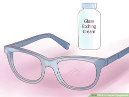 removing or filling scratches on lenses image titled repair eyeglasses step 15