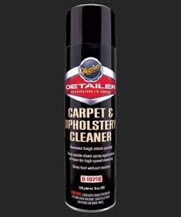 carpet and upholstery cleaner. d102 detailer carpet and upholstery cleaner, 19oz cleaner