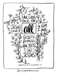Pain Good News And An Easter Bible Verse Coloring Page In English