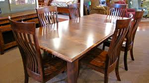 amish dining room table 1826 with additional lovely chair