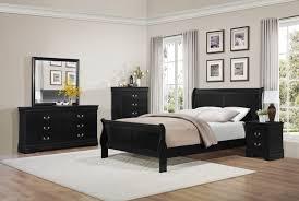 black queen bedroom sets. Homelegance 2147BK-1-4-5-6-9 Mayville Black Queen Bedroom Sets M