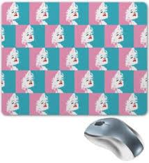 "Коврики для мышки c дизайнерскими принтами ""мэрилин <b>монро</b> ..."