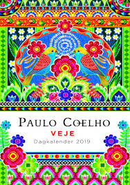 Paulo coelho kalender 2021 leseprobe. Paulo Coelho Coelho 2019 Arskalender Paulo Coelhoe Sewn Spine Book 1st Edition 1st Printing 2018
