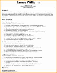 Ideas Collection Regional Property Manager Resume Brilliant