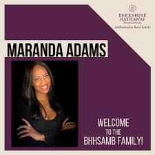 Maranda Adams-Realtor   Facebook