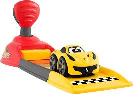<b>Chicco Игровой</b> набор Ferrari Laucher — купить в интернет ...