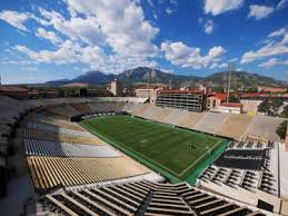 Cu Folsom Field Seating Chart Spring Ceremony Commencement University Of Colorado Boulder