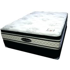 Simmons Plush Pillow Top Mattress Reviews Simmons Beautyrest Black