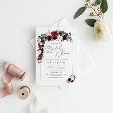Free Online Invites Templates Printable Wedding Shower Invitations Templates Bridal Free