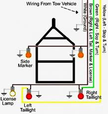wiring diagrams 4 pin trailer circuit connection diagram \u2022 4 Flat Trailer Wiring Diagram at Round 4 Pin Trailer Wiring Diagram
