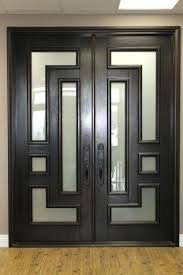 Front Doors: Stupendous Black Exterior Front Door For Home ...