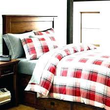 plaid flannel duvet plaid flannel duvet cover covers duds gray set plaid flannel duvet set