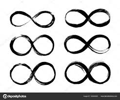 тату знак бесконечности для девушек и мужчин значение 75 фото