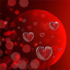 red heart wallpaper. Modren Heart Red Glossy Heart Background With Red Heart Wallpaper