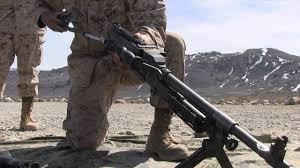 Usmc 0331 Second Battalion Third Marine Regiment Marines Conduct Training On M240 Bravo At Mwtc